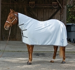 Blue Ribbon Contour Polafleece Horse Cooler