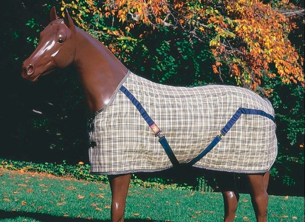 Baker Horse Blanket Original Plaid
