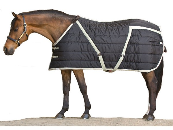 Blue Ribbon Custom Quilted Horse Blanket
